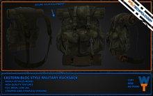 [WT] Military Rucksack