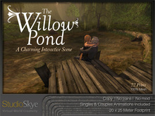 NEW The Willow Pond from Studio Skye 100% MESH
