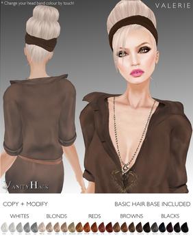 Vanity Hair::Valerie- DEMO