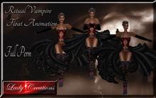 Lady Creations - Ritual Vampire Float Animation Full Perm