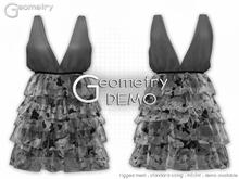 <Geometry DEMO> Sophia Watercolor ( rigged mesh in standard sizing )