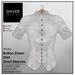Shiver - Button Down Shirt Short Sleeves - White