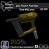 Gas Powerd Nail Gun (Box)
