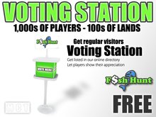 Linden Fish Hunt Voting Station - Get listed in our directory - Increase your traffic