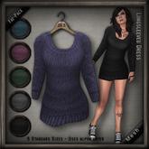 20.FIVE Mesh - Longsleeved Dress