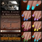 ~JJ~ The Glamorous Petite - Manicure - Alternative