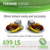 FURWARE mirror - Mirror whole linksets with ease