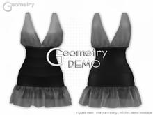 <Geometry DEMO> flirt ( rigged mesh in standard sizing )