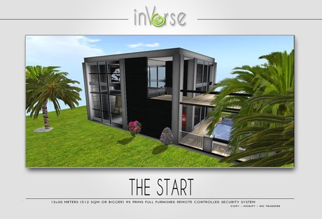 The Start - full furnished house skybox