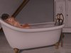 Dutchie clawfoot mesh bath tub: 20 couple and 10 single animations, rezzer scenes and wearable items