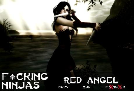 *FN* Red Angel of Revenge + Daggers