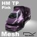 HM TP M Pink 100%Mesh Big Transporter