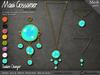 Necklace - Roho Drop Pendant - Gold (V1)