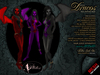 PETITES Female Dracos, tiny mesh avatars + Fallen Gods Inc.