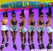 Plushberry~Dopegirls / POSE SET /