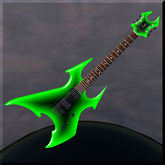 BC Rich Beast OFFICIALLY LICENSED Electric Guitar
