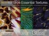 Skye italian glass textures 6