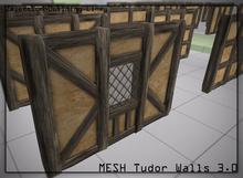 Zelection ~ Tudor MESH Wall 3.0