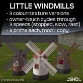 Little Windmills .:SHD:.