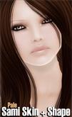 Sami Skin + Shape **Natural - Pale** - *YAKO* OLD BRAND