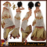 ALB BUTTERFLY dress DEMO MESH & MORE by AnaLee Balut - ALB DREAM FASHION