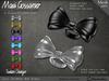 Rings - Gigi Shimmer Bows