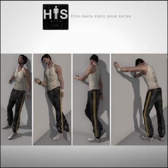 HISpose-EmoLeans