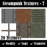 Steampunk Textures - Set 7