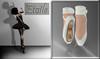 ::*Etoile*::Ballet Shoes -Pure White-