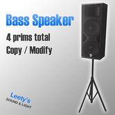 Leety Speaker stand