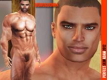 UOMO&DONNA: skin male ADAM FULL BEARDS