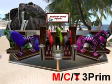 :::IDJ::: 7 Horse Display Stand