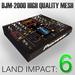 DJM 2000 High quality mesh