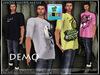 ..::Knockout!..:: jhon shirt mesh 1 demo