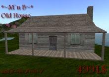 *~M`n B~* Old House (Box)