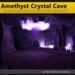 [FYI] Mesh Crystal Amethyst Cave With and Without External Plateau/Mountain and Reinforced Physics for Breedables