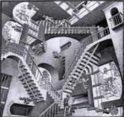 *SALE* M. C. Escher Relativity