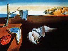 *SALE* Salvador Dali The Persistence of Memory