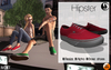 .:: Hipster Sneakers ::. (Red)