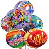 AJ HAPPY BIRTHDAY  BALLON #1