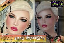 [ S H O C K ] Kisha Glamour Skin - Group gift