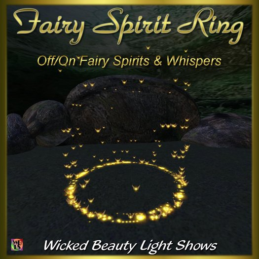 Fairy Spirit Ring