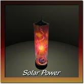 Solar Power Pillar