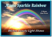 Magic Sparkle Rainbow