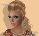 Ruslana ready poster natural blonde