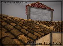 Zelection ~ Roman Tiled Roof MESH