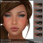 .ID. Brooding Eyes FATPACK