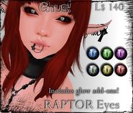 Chus! RAPTOR Eyes
