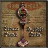 Steampunk Gumball Machine