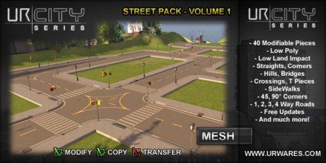 [URCS] STREET PACK VOL.1